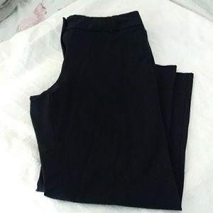 Alfani Black Pants - Wide Leg
